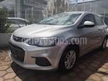Foto venta Auto usado Chevrolet Sonic LT (2017) color Plata precio $165,000