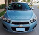 Foto venta Auto usado Chevrolet Sonic LT (2013) color Azul Claro precio $120,000