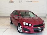 Foto venta Auto usado Chevrolet Sonic LT (2016) color Rojo precio $163,000