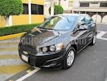 Foto venta Auto Seminuevo Chevrolet Sonic LT (2015) color Negro precio $129,900