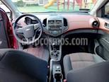 Foto venta Auto usado Chevrolet Sonic LT (2016) color Rojo Tinto precio $149,000