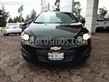 Foto venta Auto usado Chevrolet Sonic LT color Negro precio $168,000