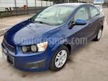 Foto venta Auto usado Chevrolet Sonic LT (2013) color Azul Electrico precio $119,000