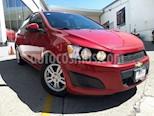 Foto venta Auto usado Chevrolet Sonic LT (2015) color Rojo precio $138,000