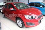 Foto venta Auto usado Chevrolet Sonic LT (2016) color Rojo Tinto precio $160,000