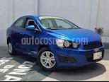 Foto venta Auto usado Chevrolet Sonic LT (2016) color Azul Naval precio $174,900