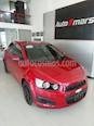 Foto venta Auto usado Chevrolet Sonic LT (2016) color Rojo Deportivo precio $155,000