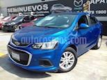 Foto venta Auto Seminuevo Chevrolet Sonic LT (2017) color Azul Naval precio $180,000