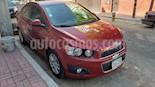 Foto venta Auto usado Chevrolet Sonic LTZ Aut (2014) color Rojo Tinto precio $140,000