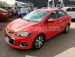 Foto venta Auto Seminuevo Chevrolet Sonic LTZ Aut (2017) color Rojo precio $205,000