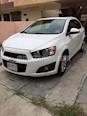 Foto venta Auto usado Chevrolet Sonic LTZ Aut (2014) color Blanco precio $119,500