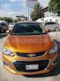 Foto venta Auto usado Chevrolet Sonic LTZ Aut (2017) color Naranja precio $188,000
