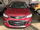 Foto venta Auto usado Chevrolet Sonic LTZ Aut (2017) color Rojo precio $195,000
