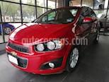 Foto venta Auto usado Chevrolet Sonic LTZ Aut (2012) color Rojo precio $105,000