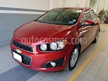 Foto venta Auto Seminuevo Chevrolet Sonic LTZ Aut (2014) color Rojo Tinto precio $123,000