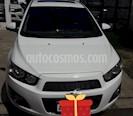 Foto venta Auto usado Chevrolet Sonic  LTZ (2017) color Blanco precio $410.000