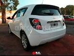 Foto venta Auto usado Chevrolet Sonic  LTZ (2013) color Gris Acero precio $300.000