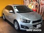 Foto venta Auto usado Chevrolet Sonic  LTZ (2013) color Gris precio $365.000