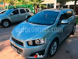 Foto venta Auto usado Chevrolet Sonic  LTZ (2013) color Gris Acero precio $350.000