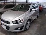 Foto venta Auto usado Chevrolet Sonic  LTZ (2015) color Plata precio $380.000