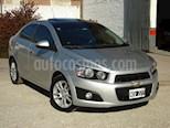 Foto venta Auto usado Chevrolet Sonic  LTZ (2014) color Gris Claro precio $180.000