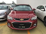 Foto venta Auto usado Chevrolet Sonic LTZ (2017) color Rojo precio $250,000