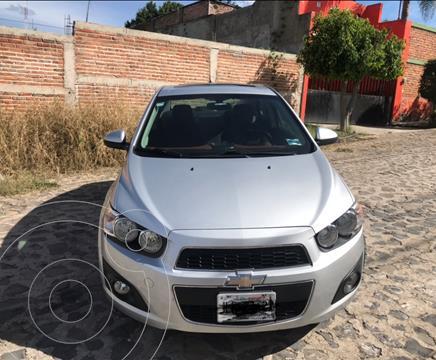 Chevrolet Sonic LTZ Aut usado (2014) color Gris precio $137,000