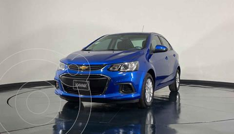 Chevrolet Sonic LT HB Aut usado (2017) color Azul precio $184,999