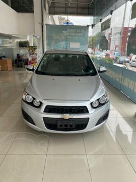 Chevrolet Sonic LS usado (2016) color Plata Dorado precio $159,900