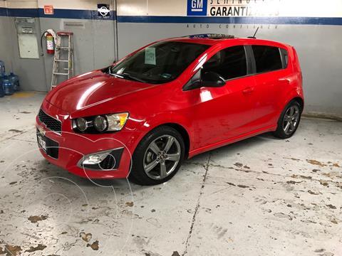 Chevrolet Sonic LS usado (2015) color Rojo precio $180,000