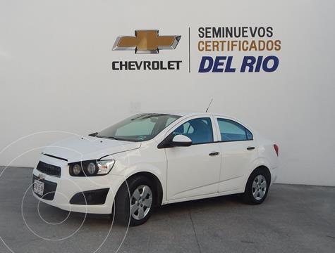 Chevrolet Sonic LS usado (2016) color Blanco precio $160,000
