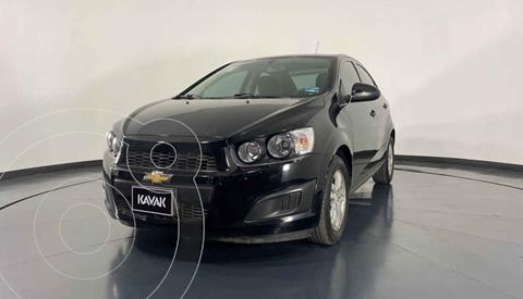 Chevrolet Sonic LT usado (2016) color Negro precio $149,999