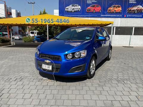 Chevrolet Sonic LS usado (2016) color Azul precio $145,000
