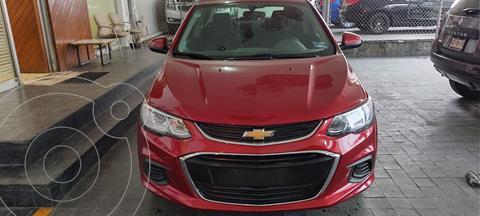 Chevrolet Sonic LT usado (2017) color Rojo precio $157,900
