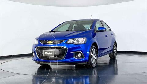 Chevrolet Sonic Premier Aut usado (2017) color Azul precio $197,999