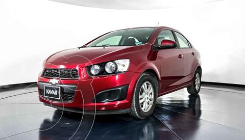Chevrolet Sonic LT usado (2016) color Rojo precio $149,999