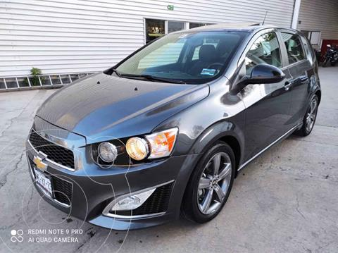 Chevrolet Sonic Version usado (2016) color Gris precio $199,000
