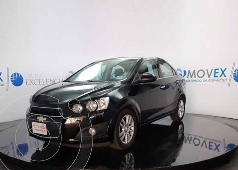Chevrolet Sonic LTZ Aut usado (2016) color Negro precio $168,000
