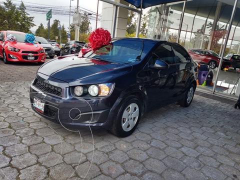 Chevrolet Sonic LS usado (2016) color Azul Marino precio $135,000