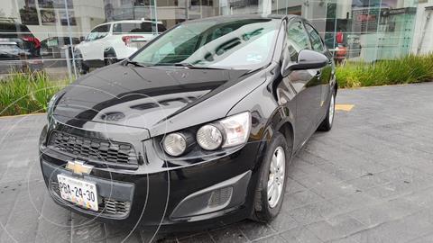 Chevrolet Sonic LT Aut usado (2016) color Negro precio $159,000