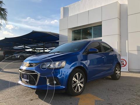 Chevrolet Sonic Premier Aut usado (2017) color Azul precio $175,000