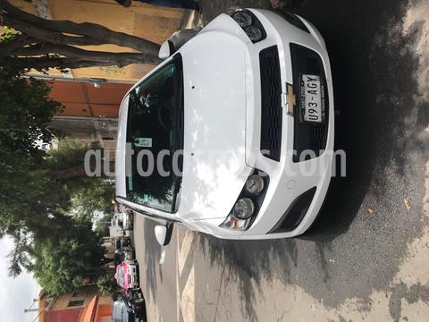 Chevrolet Sonic LT HB Aut usado (2016) color Blanco precio $130,000