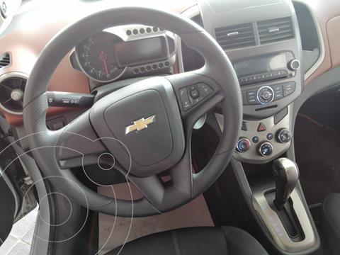 foto Chevrolet Sonic LTZ Aut usado (2012) color Plata Dorado precio $99,900