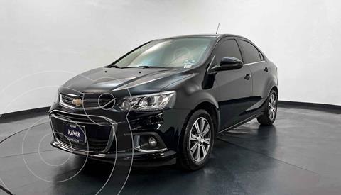 Chevrolet Sonic Premier Aut usado (2017) color Negro precio $182,999