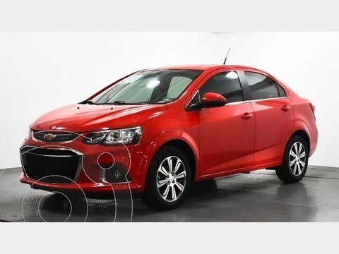 Chevrolet Sonic LTZ Aut usado (2017) color Rojo precio $171,347