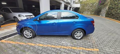 Chevrolet Sonic LT HB usado (2017) color Azul precio $145,000
