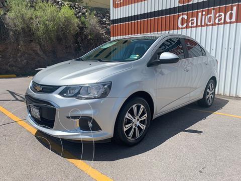 Chevrolet Sonic LTZ Aut usado (2017) color Plata Dorado precio $203,000