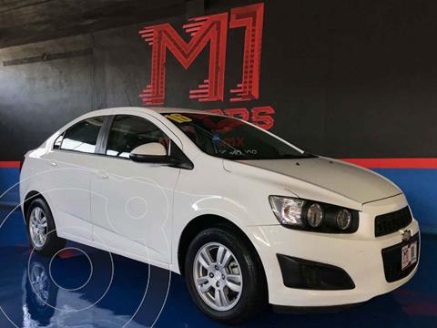 Chevrolet Sonic LT Aut usado (2016) color Blanco precio $141,900