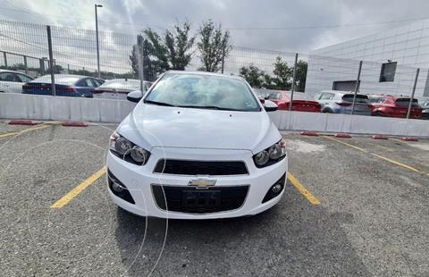 Chevrolet Sonic LTZ Aut usado (2016) color Blanco precio $169,900