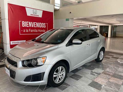 Chevrolet Sonic LT usado (2013) color Plata precio $118,000